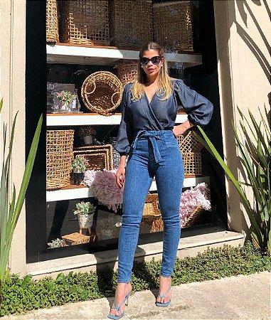 Calça Jeans Skinny Talita