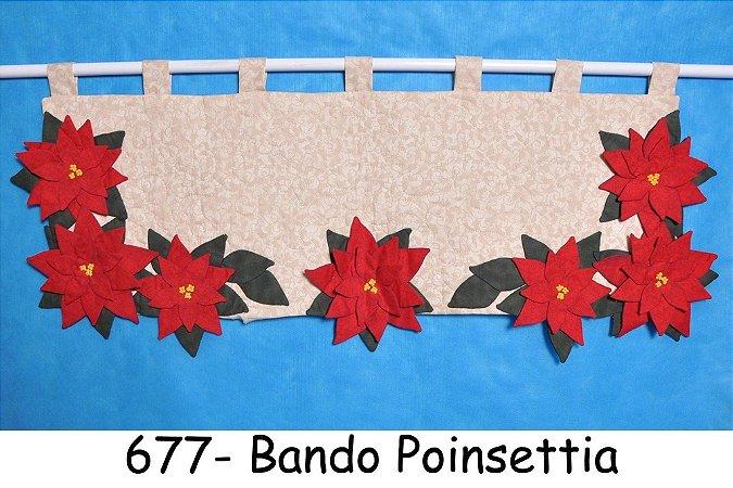 Projeto Bandô Poinsettia