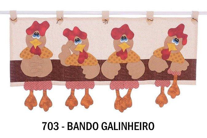 Projeto Bandô galinheiro