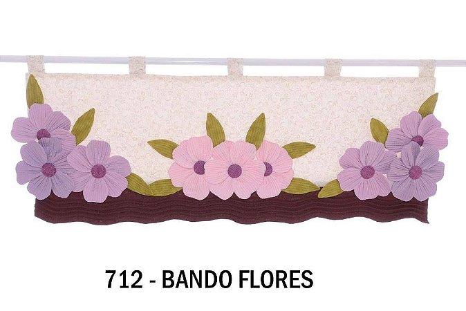 Projeto Bandô flores