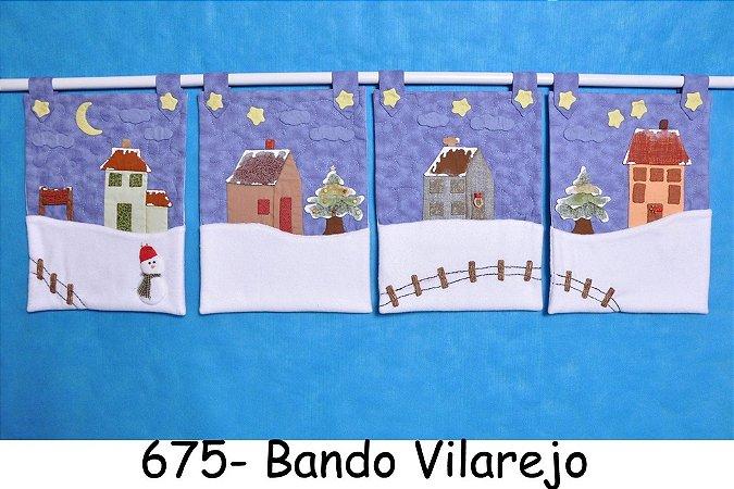 Projeto Bandô vilarejo
