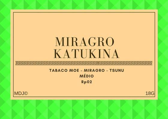 Rapé Miragro Katukina