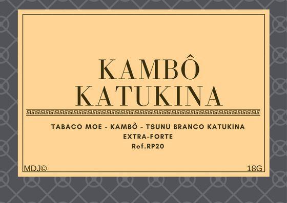 Rapé de Kambô Katukina - Extra Forte 6