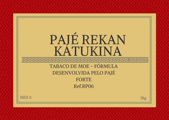 Rapé do Pajé Rekan Katukina