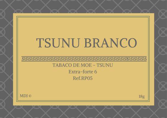 Rapé de Tsunu Branco - Extra Forte 6