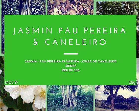 Rapé de Jasmin Pau Pereira & Caneleiro