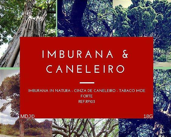 Rapé de Imburana & Caneleiro