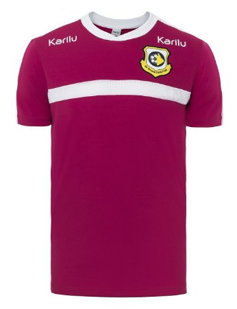 Camisa Rosa de Treino