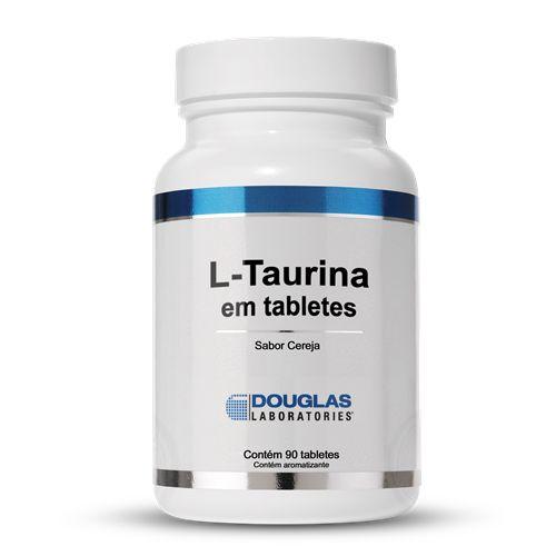 L Taurina - L Taurine 75mg Douglas Labs (90tabs)