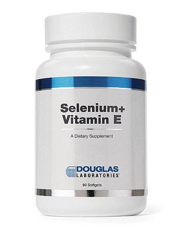 Selenium + Vitamina E Douglas Labs (90caps)