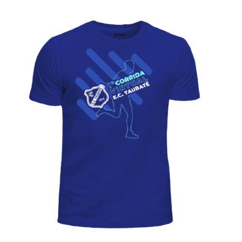 Camiseta Corrida E.C. Taubaté em Poliamida