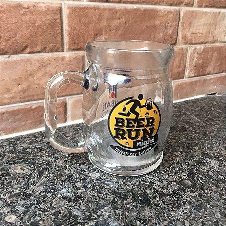 Caneca Beer Run Night - Taubatexas Edition - 300ml