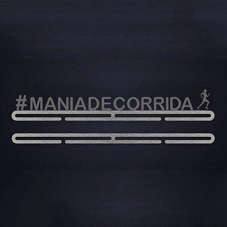 Porta Medalhas #MANIADECORRIDA Corredora