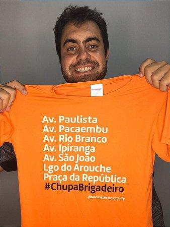 Camiseta #CHUPABRIGADEIRO Finisher