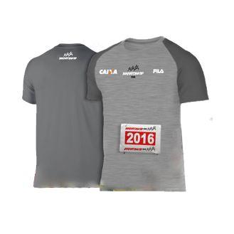 Camiseta Maratona de São Paulo 2016