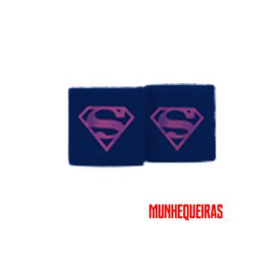 Munhequeira Supergirl (Par)