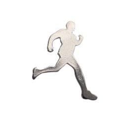 Pin Button CORREDOR Metal ( 2,3 cm x 3 cm )