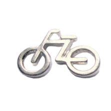 Pin Button Bike Metal ( 2,2 cm x 2,5 cm )