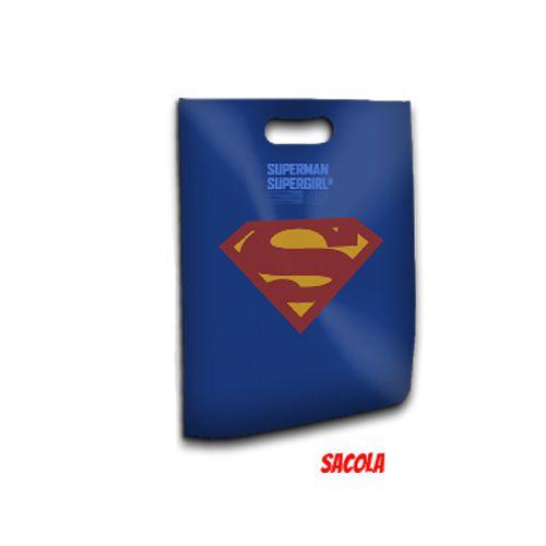 Sacola em Corino Superman & Supergirl Run