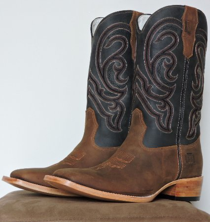Western Boot Rodeo Sport