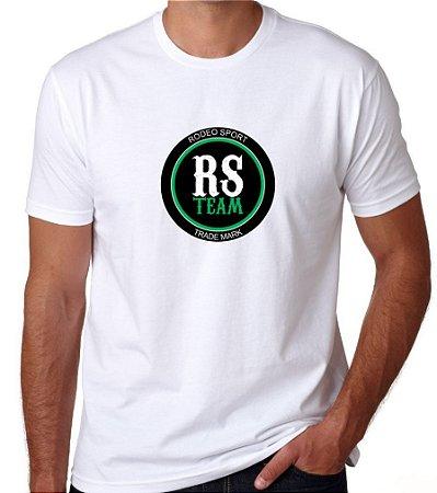 Camiseta Rodeo Sport RS Team Branca