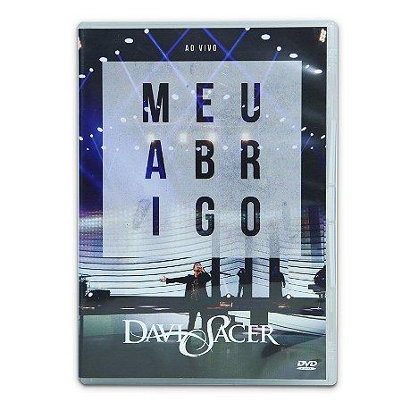 DVD Davi Sacer - Meu Abrigo