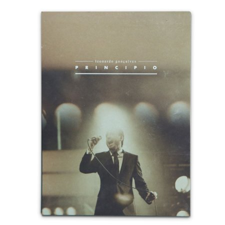 DVD Leonardo Gonçalves - Principio