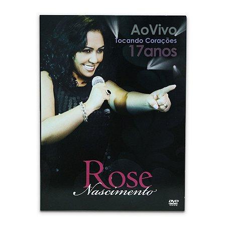 DVD Rose Nascimento  AO VIVO 17 Anos
