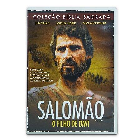 Filme Salomão - O Filho de Davi