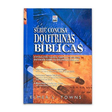 Série Concisa Doutrinas Bíblicas