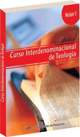 Curso Interdenominacional de Teologia à Distância (Médio - 8 Módulos)