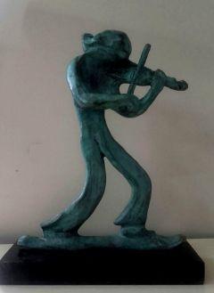 Violinista / Dom da música