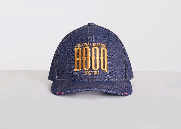 6c07ece237d63 BONÉ TRUCKER JEANS - Booq For Men