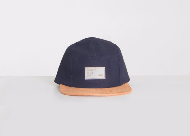 BONÉ FIVE PANEL LISO