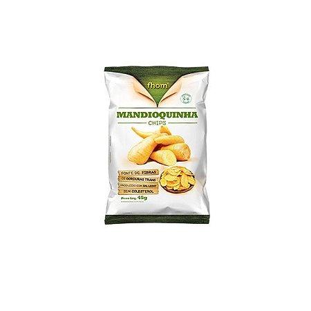 Mandioquinha Chips Fhom 45g