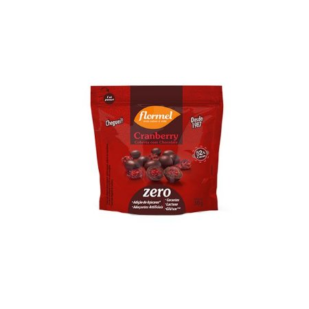 Cranberry Coberta Com Chocolate Flormel Contendo 3 Pacotes De 30g Cada