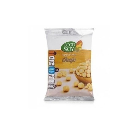 Snacks De Soja Good Soy Sabor Queijo 25g