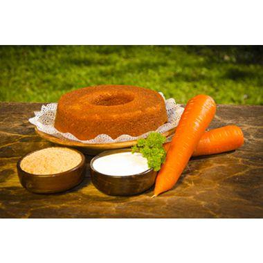 Mistura Para Bolo De Cenoura Diet, Sem Glúten E Sem Lactose Bem Nutrir 220g