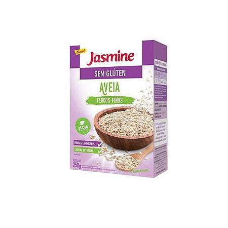 Aveia Em Flocos Finos Suply Sem Glúten Jasmine 200g