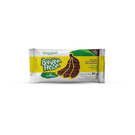 Banana Passa Banana Brasil 86g