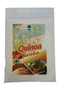 Farinha De Quinoa Campo Verde 200g