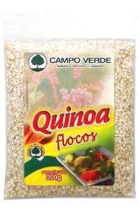 Quinoa Em Flocos Campo Verde 200g