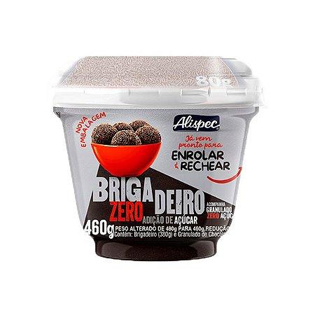 Brigadeiro Zero Açúcar Alispec 460g