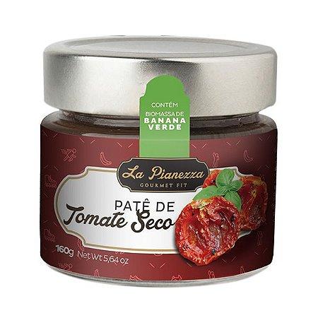 Patê De Tomate Seco Com Biomassa De Banana Verde La Pianezza 160g