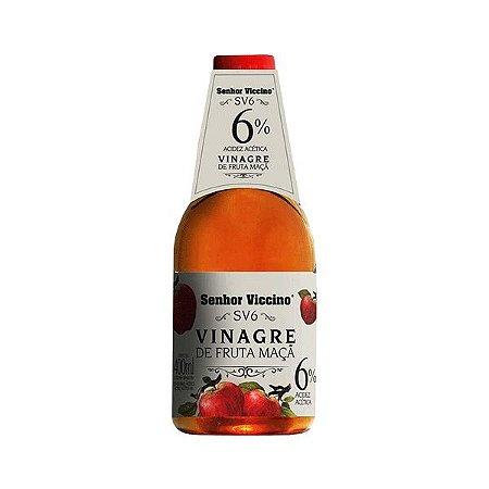 Vinagre De Maçã 5,5% Acidez Acética Amaroni 400ml