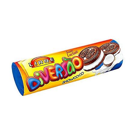 Biscoito Recheado Showcoco Sem Lactose Liane 115g