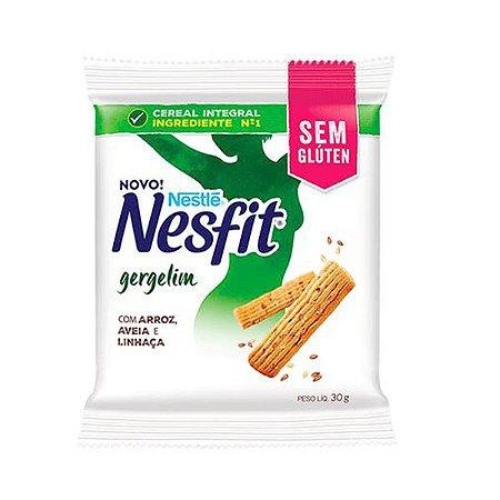 Biscoito Nesfit Sem Glúten Gergelim Nestle Unidade