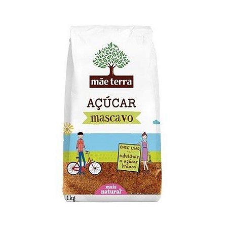 Açúcar Mascavo Mãe Terra 1kg