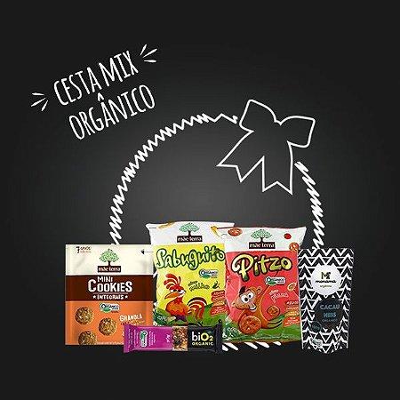 Cesta Mix Orgânico