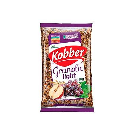 Granola Ligth (60% Menos Gorduras) Kobber 1kg